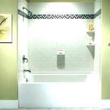 bath and shower unit creative bath and shower inserts on bathroom for bathtub insert one piece