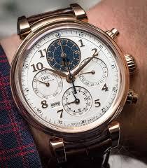 17 best ideas about nice mens watches men s watches iwc da vinci perpetual calendar chronograph watch mens wear mens accessories casual