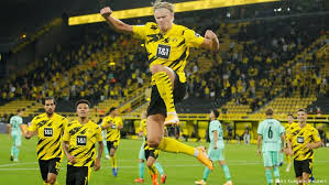 Premier league clubs will be watching closely, as. Bundesliga Erling Haaland Helps Borussia Dortmund To Opening Day Win Sports German Football And Major International Sports News Dw 19 09 2020
