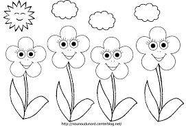 Fleurs 23 Nature Coloriages Imprimer