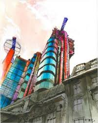 architectural drawings of famous buildings. Unique Drawings Kevin McCloud Finds Beauty In The Lloyds Building On Architectural Drawings Of Famous Buildings L
