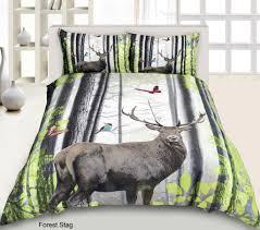 printed duvet cover bedding set