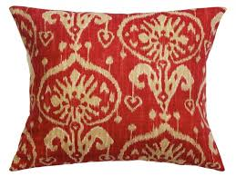 Designer Decorative Pillows For Couch Pillows Design Extraordinary Red Throw Pillow Ideas Red Decorative 89