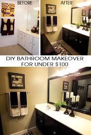 diy bathroom remodel cheap. 19. buy a matching set of towels and carpet diy bathroom remodel cheap
