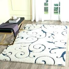 blue and cream area rugs round cream colored rug cream colored rugs three posts blue area