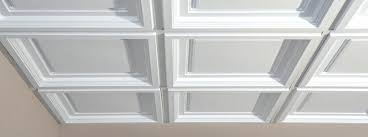 ceiling tiles coffered armstrong