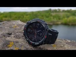 Смарт-часы Amazfit <b>T</b>-<b>Rex</b>: обзор после <b>2</b> месяцев ...