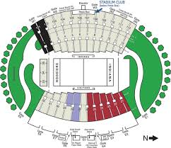 Northwestern University Football Stadium Seating Chart Indiana Hoosiers 2008 Football Schedule