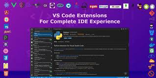 VS Code Extensions For Near IDE Experience – Saurabh Palatkar – Medium