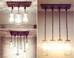 etsy lighting. rustic industrial modern handmade mason jar chandeliersrustic lighting 346 etsy