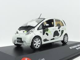 J Collection JC288 1/43 Mitsubishi i-MiEV 2012 Moo Moo Edition - Innov