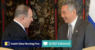 Lee Hsien Loong Birth Chart Singaporean Prime Minister Tells Netanyahu That He Endorses
