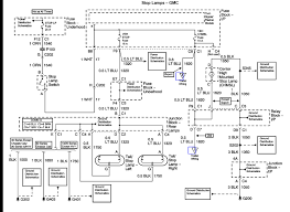 1992 Gmc Sierra Tail Light Wiring Diagram GMC Jimmy Wiring-Diagram