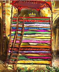 princess and the pea bed. The Princess And Pea Bed I