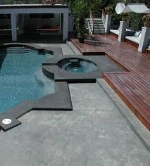 pool deck paint colorsPool Decks Colored With Davis Colors Concrete Pigments  Davis Colors