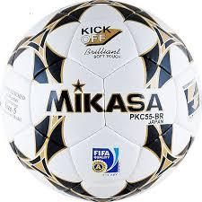 <b>Мяч футбольный Mikasa PKC55BR-1</b> купить в Москве ...