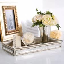 mercury glass bathroom accessories. Distressed Glass Bathroom Accessory Tray Mercury Accessories E