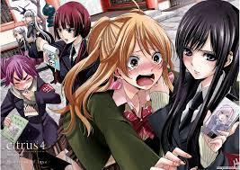 Bộ truyện Yuri: Citrus sẽ được chuyển thể thành Anime | Citrus manga, Citrus  anime wallpaper, Yuri citrus