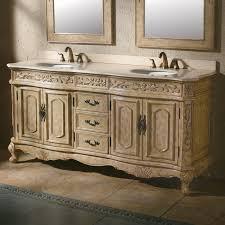 double bathroom vanity com