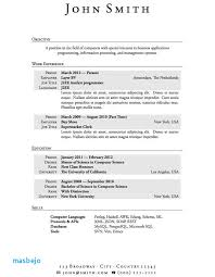 High School Graduate Resume Examples Resume