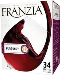 Wines Franzia Wines