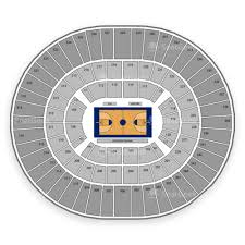 Pete Maravich Assembly Center Seating Chart Map Seatgeek