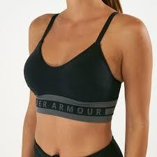 Under Armour Womens Seamless Longline Sports Bra