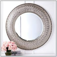 large round wall mirror classy ideas mirrors uk home design with lights