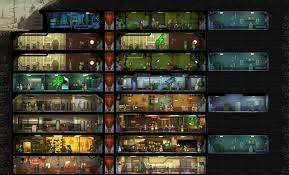 Fallout Shelter Design Tips Room Layout Strategy Arqade