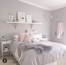 Grey white pink room | Home Designing!!!! in 2019 | Teen bedroom ...