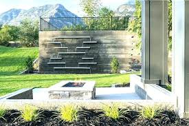 diy water wall fountain best of ideas images outdoor fountains glass