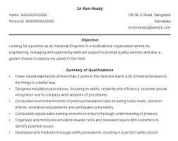Supervisor Resume Sample Free Resume Template For Supervisor Position Operations Supervisor