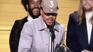 Chance The Rapper After Winning His First Grammy Award I Claim