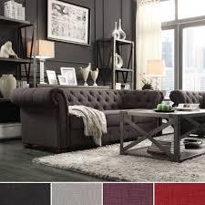 perfect chesterfield sofa design ideas
