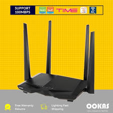 <b>Tenda AC6</b> AC1200 Dual Band 5GHz + 2.4GHz Wireless WiFi ...