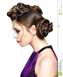 Pigtails Hair Style beautiful woman with stylish hairstyle with pigtails design 2963 by stevesalt.us