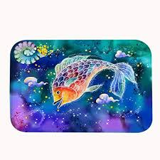 Bathroom Fish Decor Tropical Fish Bathroom Decor Bathroom