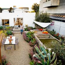 Small Picture Small Garden Designs Sunset