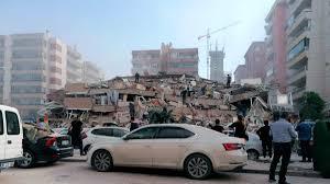 0:37 ndtv 24 729 просмотров. 4 Dead 120 Injured As Earthquake Of Magnitude 7 Hits Turkey S Izmir Triggers Mini Tsunami World News