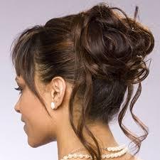 Chignon De Mariage Cheveux Mi Long Professionnel De La