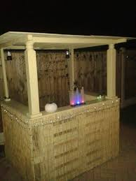 diy pallet patio bar. Diy Pallet Outdoor Bar Patio A