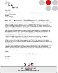 Administrative Assistant Cover Letter Examples Template Free