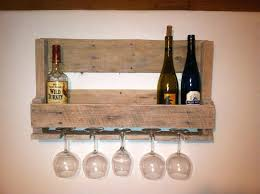 wood wine glass rack small reclaimed wood pallet wine rack wine glass holder wooden wine racks