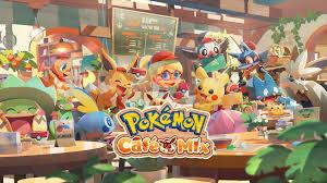 Pokemon Café Mix – Kreiere Kaffee für Switch und Mobilgeräte – Gamer's  Palace