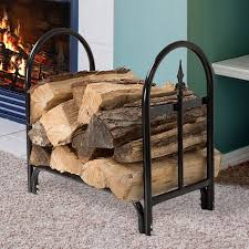 fireplace log rack. Interesting Log Pure Garden Fireplace Log Rack With Finial Design Throughout H
