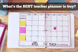 Teacher Weekly Planners Whats The Best Teacher Planner To Buy An Unbiased Opinion