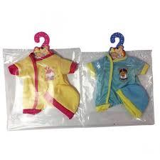 Комплект <b>одежды</b> Наша Игрушка Детка для <b>куклы</b> 35см YLC35M ...