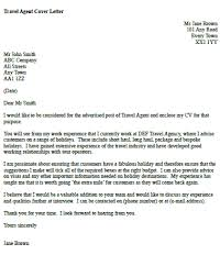 Travel Agent Cover Letter Example Resume Cv Cover Letter Tips
