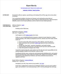 Developer Resume Examples Gorgeous 28 Android Developer Resume Templates Free Samples Examples