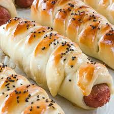 Chinese Bakery Sausage Bread Foodgawker
